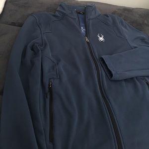 Men's Spyder Zip up jacket